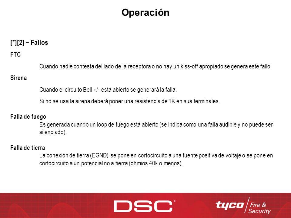 Operación [*][2] – Fallos FTC